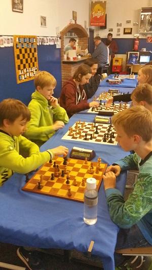 Doogeefschaak A groep