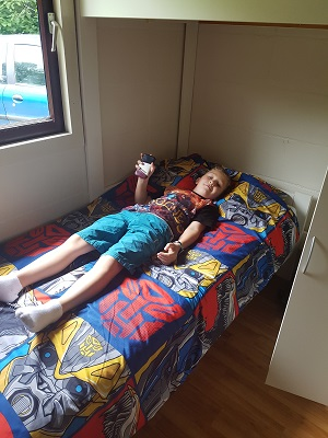 Giovanni slapen