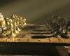 Golden chess avatar 61531