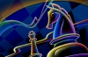 Neon chess avatar 68749